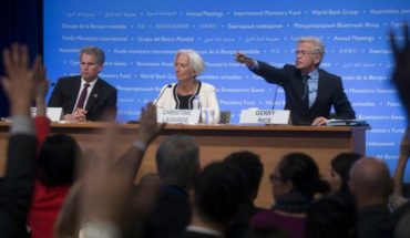 IMF insists it can't restructure Argentina's huge debt