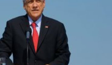 """In 27F commemoration speech: Piñera insists on condemning the violentists and calls for """"regaining the spirit of unity"""""""