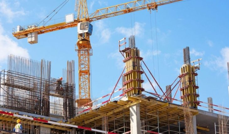 In January, the cost of construction rose 5.2%