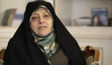 Iran's Vice President for Women's and Family Affairs tested positive for coronavirus