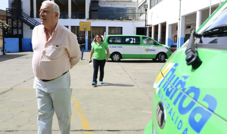 Iris Salaberry sued the Municipality of Auñoa