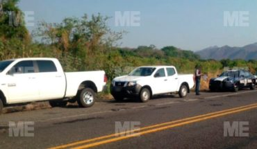Kidnapping victim was rescued from two suspected criminals, in Uruapan