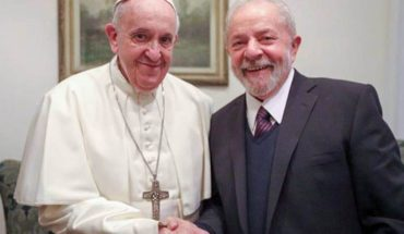 """Lula and Pope Francis saw each other and talked about """"a more just and fraternal world"""""""
