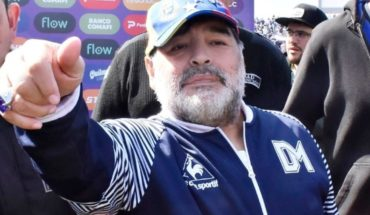 """Maradona against Boca's leadership: """"I'm not interested in a platelet or receiving me"""""""