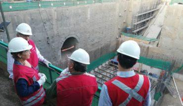 Minister of Transport visited Line 3 extension work: work takes 25% progress