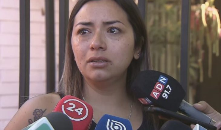 """Mother of young man beaten by carabinieri on Puente Alto: """"they are criminals, criminals and murderers"""""""