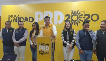 PRD, ready to receive back DNA members