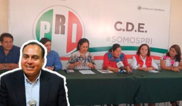 PRI Michoacán will not defend Gerónimo Color in case of alleged enrichment