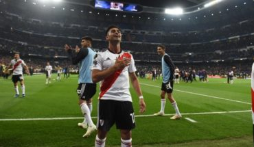 """""""Pity"""" Martinez: """"For me I'd be in River, I'd stay and live"""""""