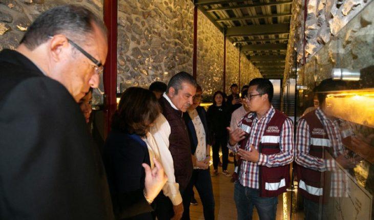 Raúl Morón creates ties of tourism collaboration between Morelia and Puebla