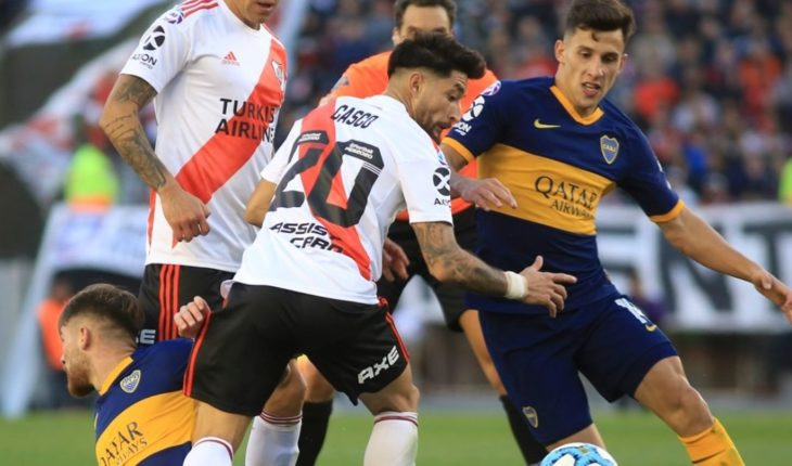 River vs Boca: The Superclassic for the day of the last date of the Super League