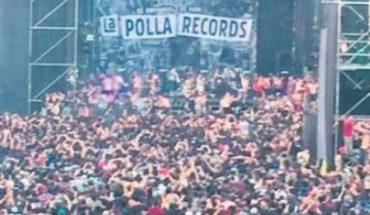 Sernac asks La Polla Records concert organizers for explanations