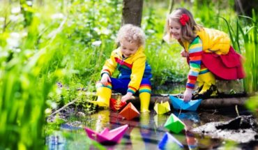 Study: Connection to nature makes children happier