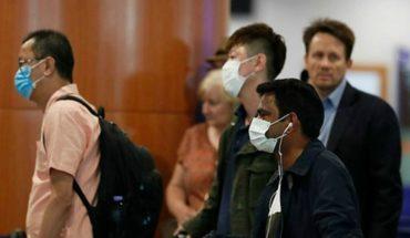 The national health alert for coronavirus began to be ruled
