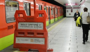 They ask to stop men using the exclusive Metro car