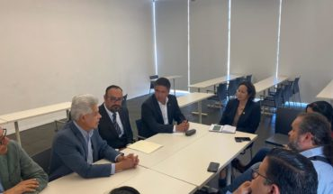 UMSNH and CIDAM meet to strengthen a strategic alliance