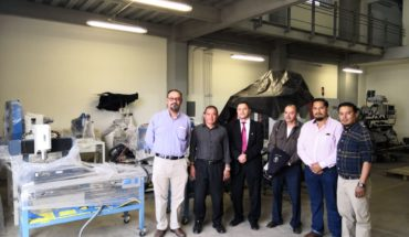 UMSNH receives equipment donation to open prototyping service unit
