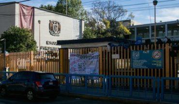 UNAM Prepstudents 4 and 8 deliver facilities