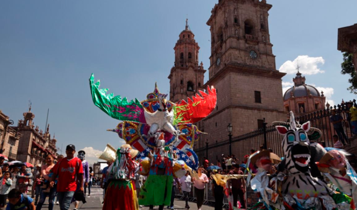 Up to 3,000 pesos will be fined for drinking alcohol at Petate Toritos Parade in Morelia