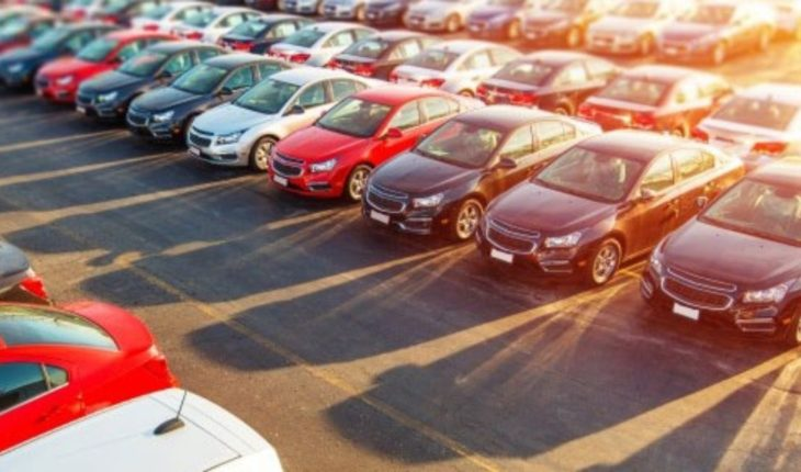 Used car sales grew during January