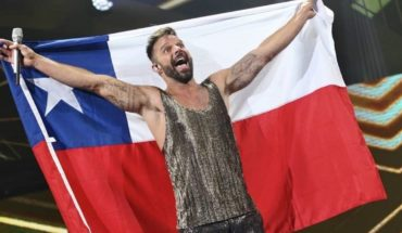 Viña del Mar: Ricky Martin shone, surprised with a peak and supported protests in Chile