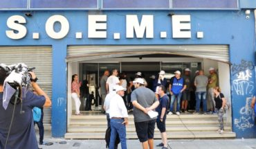 Wreckage, theft and takeover of the PORteME headquarters