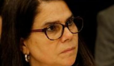 """Ximena Ossandón asks the right not to repeat libretto of """"Chilezuela"""": """"Let us not take advantage of the sad reality of Venezuela to impose fear factor in constitutional debate"""""""