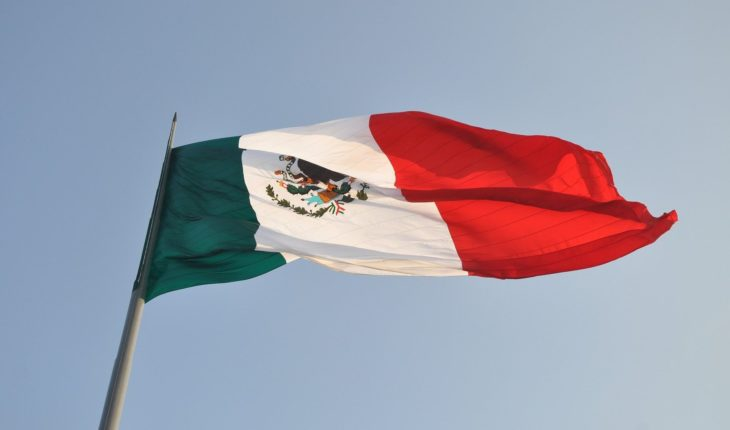 data on the history of Mexico's Flag Day