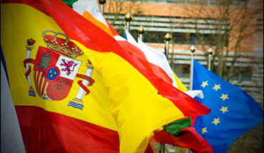 Banderas en el Parlamento Europeo. Foto: ©European Union 2011 PE-EP/Pietro Naj-Oleari (CC BY-NC-ND 2.0). Blog Elcano