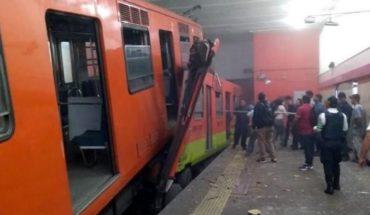 ¿Qué causó el choque en el Metro? Esto es lo que se sabe hasta ahora