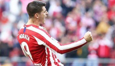 Álvaro Morata, en duda para enfrentar a Liverpool por lesión