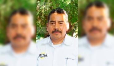 Ángel Custodio Virrueta supliría curul de el fallecid0 Erik Juárez Blanquet