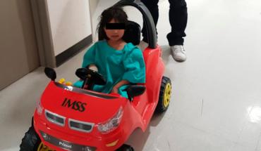 """""""Llegar con estilo al quirófano"""" una estrategia del IMSS para pacientes pediátricos"""