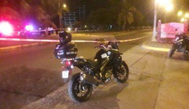 Accidente en motocicleta deja un muerto en Mazatlán