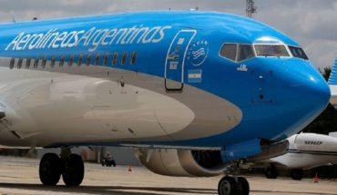 Aerolíneas Argentinas anunció el primer vuelo para repatriar a los argentinos varados