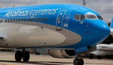 """Aerolíneas Argentinas definirá vuelos de repatriación """"más espaciados"""""""
