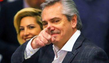"""Alberto Fernández dijo """"Argentine"""" en inclusivo y fue tendencia en las redes"""