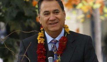 Alcalde de Isla de Pascua Pedro Edmunds se refiere al coronavirus