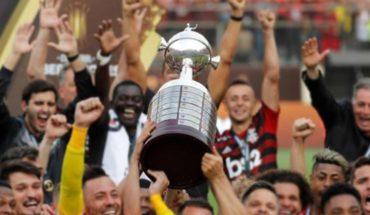 Alejandro Domínguez aseguró que la Copa Libertadores volvería el 6 de mayo