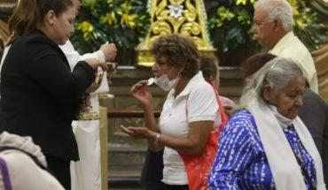Analizan suspender misas; piden posponer peregrinaciones
