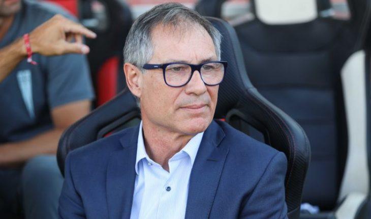 """Ariel Holan: """"Queremos ir a competir y hacer una gran Copa Libertadores"""""""