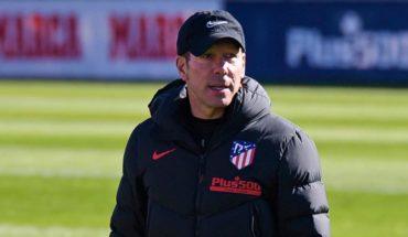 Atlético de Madrid ya tendría al remplazo de Simeone en el banquillo