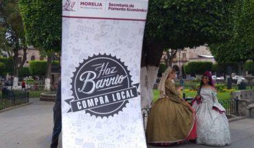 """Ayuntamiento de Morelia intensifica campaña """"Haz Barrio"""" con atención a medidas sanitarias"""