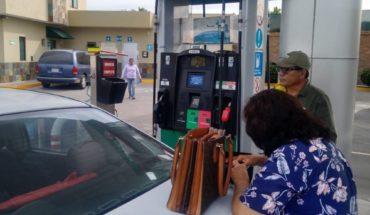 Baja en gasolina es mínima en Guasave
