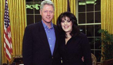 """Bill Clinton sobre su relación con Mónica Lewinsky: """"Lo hice para manejar mis ansiedades"""""""