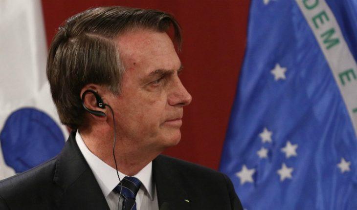 """Bolsonaro calificó al Covid-19 como una """"gripecita"""" e insistió en que """"pasará en poco tiempo"""""""