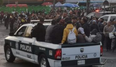 Caos por suspensión de servicio tras choque en Metro Tacubaya