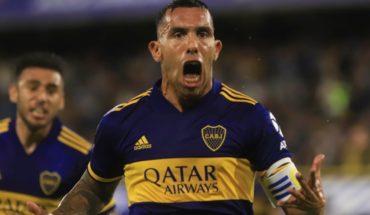 """Carlos Tevez: """"Volví a tener hambre de gloria"""""""