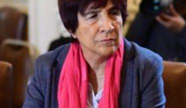 "Carmen Hertz por muerte de manifestante: ""Carabineros siguen prácticamente desatados"""