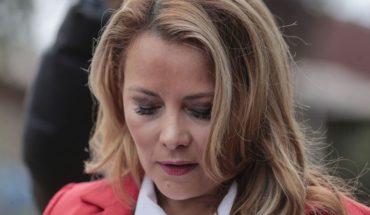 """Cathy Barriga tras dichos del Ministro de Salud: """"Que me denuncie a la Justicia"""""""
